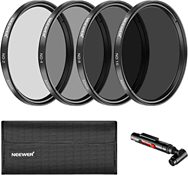 6 8 Points Star Filter Lens Filters Kit for Nikon D3300 D3200 D3100 D3000 D5300 D5200 D5100 D5000 D7000 D7100 DSLR Camera Zomei 52MM 3 Pieces Made of HD Glass and Aluminum Frame Material 4