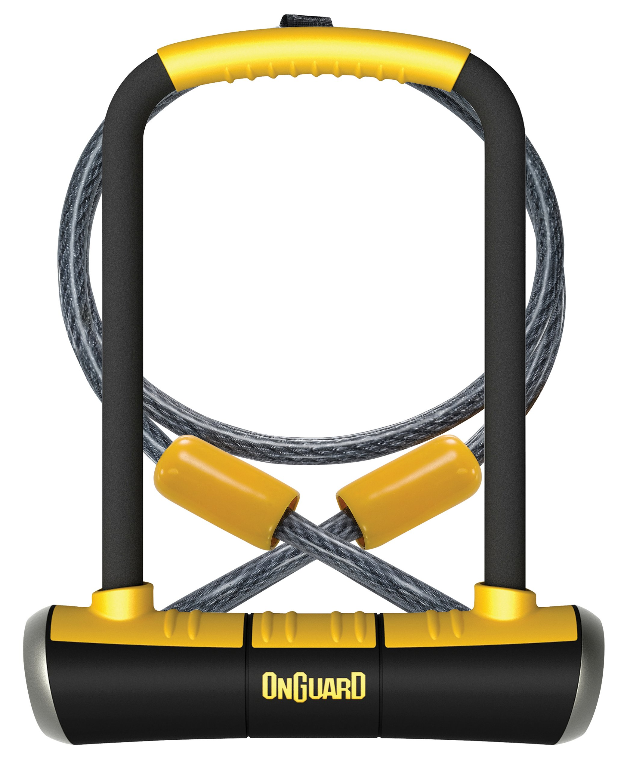 OnGuard Double-Team PITBULL U-Lock and Cable by ONGUARD