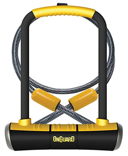 OnGuard Double-Team PITBULL U-Lock and Cable