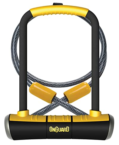 OnGuard Double-Team PITBULL U-Lock and Cable