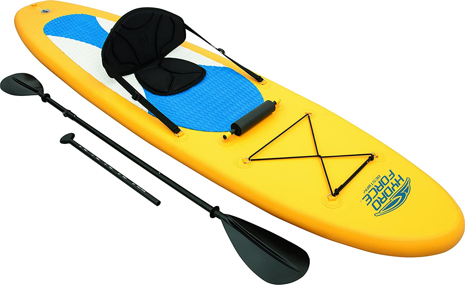 Bestway Sup und Kajak Stand Up Surfboard Set Rip Tide - Tabla de Paddle Surf, Talla 305 x 76 x 10 cm: Amazon.es: Deportes y aire libre