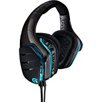 Logitech G633 Artemis Spectrum – RGB 7.1 Dolby and DTS Headphone Surround Sound Gaming Headset – PC, PS4, Xbox One, Switch, and Mobile Compatible – Exceptional Audio Performance – Black