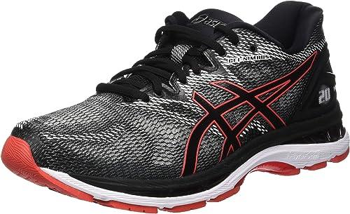 arrojar polvo en los ojos oscuro Viaje  Asics Men's Gel-Nimbus 20 Competition Running Shoes: Amazon.co.uk: Shoes &  Bags