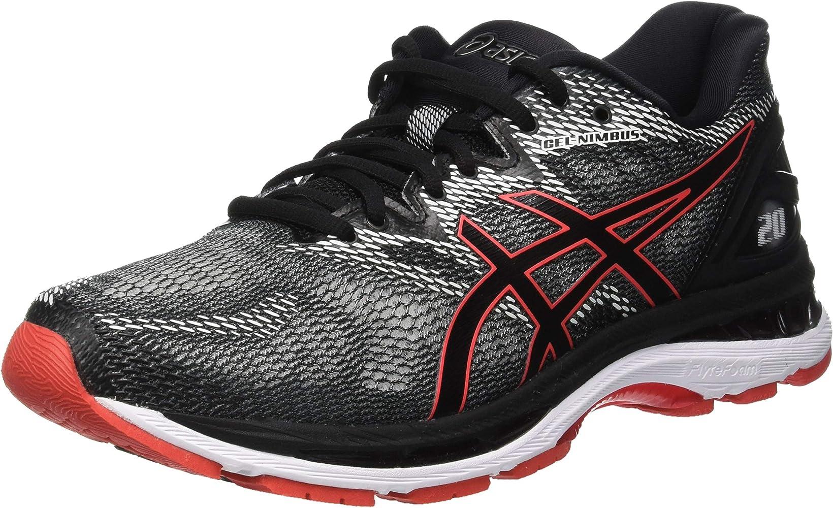 Asics Gel-Nimbus 20, Zapatillas de Running para Hombre: Amazon.es ...
