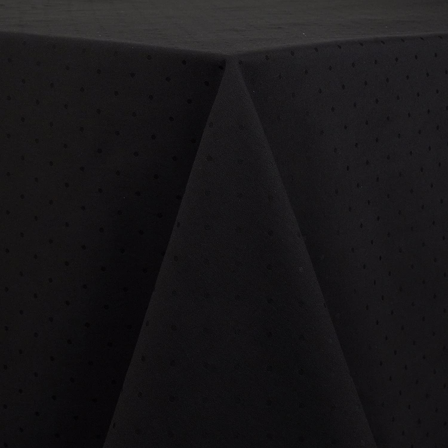 Amazoncom Kate Spade Larabee Dot Tablecloth Inch Round - Kate spade table linens