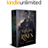 Trinity Rises and Fire and Ice Boxset: Two Lost Relic Tales (The Lost Relics Book 2)