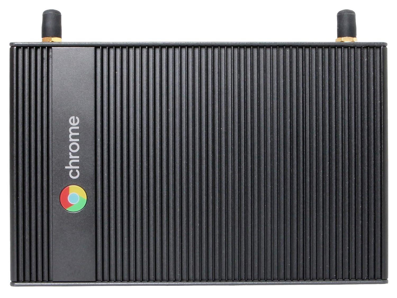 Quad Core HDMI Chrome OS 4GB Memory AOPEN 91.MED00.GA10 AOPEN Wi-Fi and Bluetooth One Year Warranty Chromebox Mini Media Player 16GB EMMC