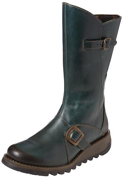 df9e17cc61621 Fly London Women s s Mes 2 Boots  Amazon.co.uk  Shoes   Bags