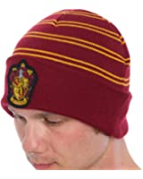 Harry Potter All Houses Cuff Beanie Gryffindor Ravenclaw Hufflepuff Slytherin