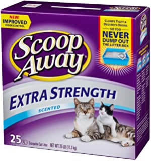 Scoop Away Extra Strength, Scented Litter -