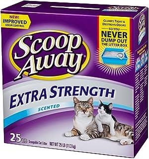Scoop Away Extra Strength, Scented Litter -