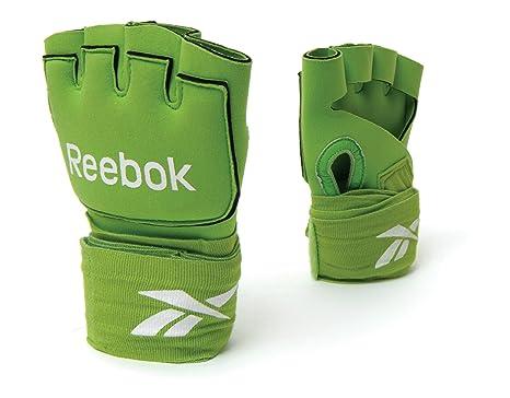 Reebok Professional Fitness - Guantes de boxeo (con interior de gel)