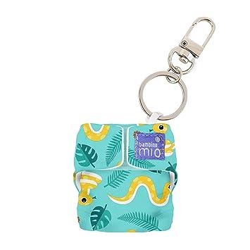 Amazon com: Bambino Mio, minisolo (Diaper Key Chain), Jungle Snake: Baby