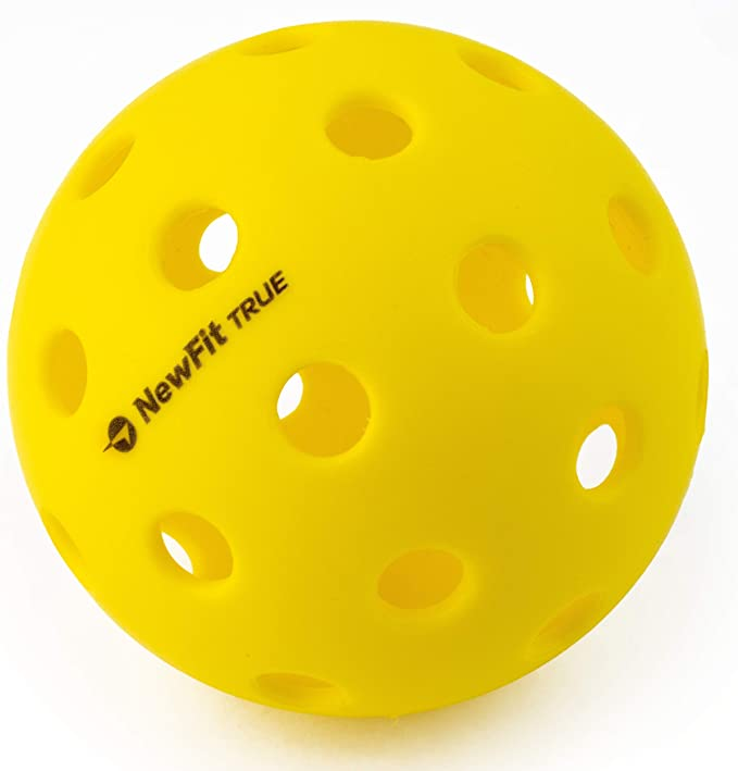 Amazon.com: Pelotas de Pickleball de NewFit | Pelotas de ...
