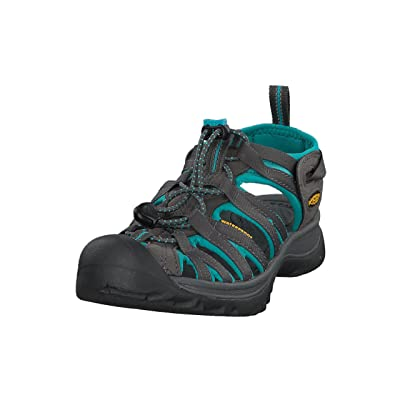 KEEN Women's Whisper Sport Sandal Dark Shado 8 Medium US Grey | Sport Sandals & Slides