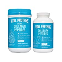 Vital Proteins Collagen Powder & Collagen Capsule Supplement