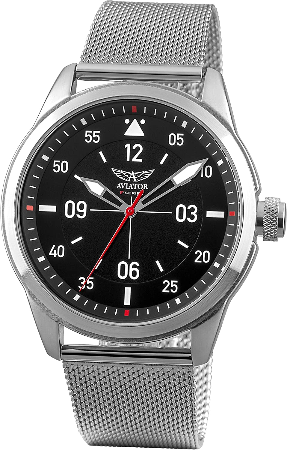 AVIATOR AVW78531G414 Flight Series Reloj