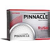 Pinnacle Rush Golf Balls (One Dozen)