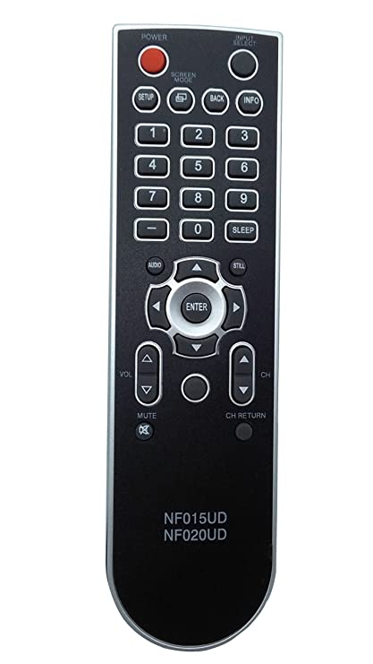 amazon com new vinabty nf015ud nf020ud replaced remote fit for rh amazon com