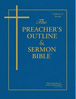 The Preacher's Outline & Sermon Bible: Job: Leadership