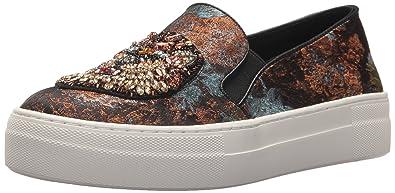 359f3e05873 Steve Madden Women's Fiasco Sneaker, Multi, 7 M US: Buy Online at ...