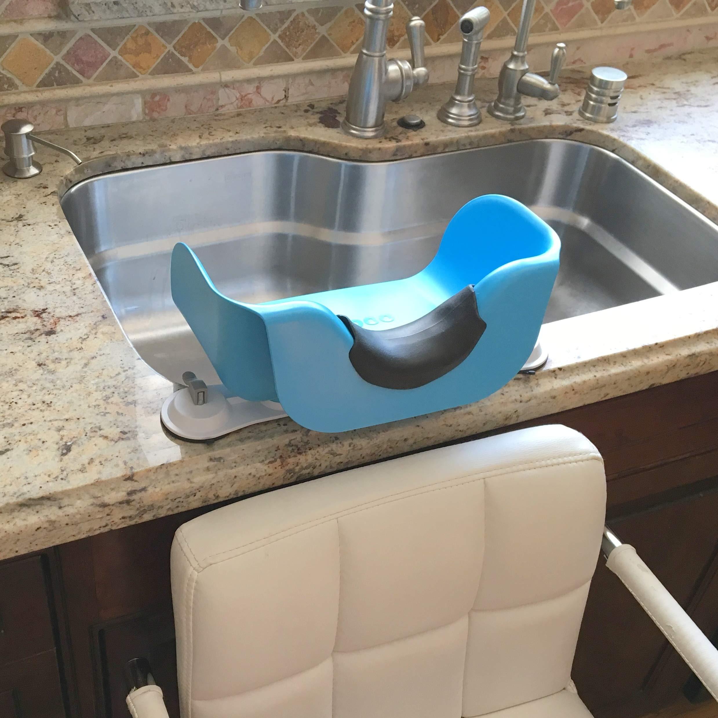 Shampoo Buddy Tear-Free Rinser for Children (Blue) by Shampoo Buddy (Image #2)