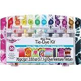 Tulip One-Step Tie-Dye Kit Super Big 12 Colors