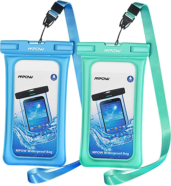 Waterproof Underwater DRY BAG Pouch Case with sensor For Apple iPhone 11 Pro