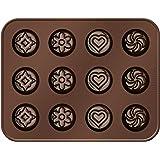 Tescoma 629368 Delicia Choco Stampo per Cioccolatini Chocomix