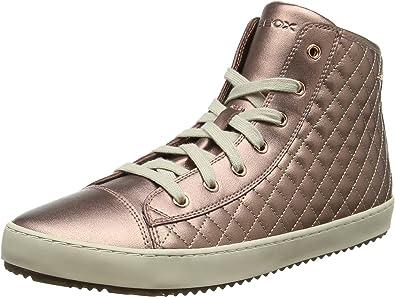 desvanecerse Absoluto Asistir  Amazon.com | Geox Kids' Kalispera Girl 7 Sneaker | Sneakers