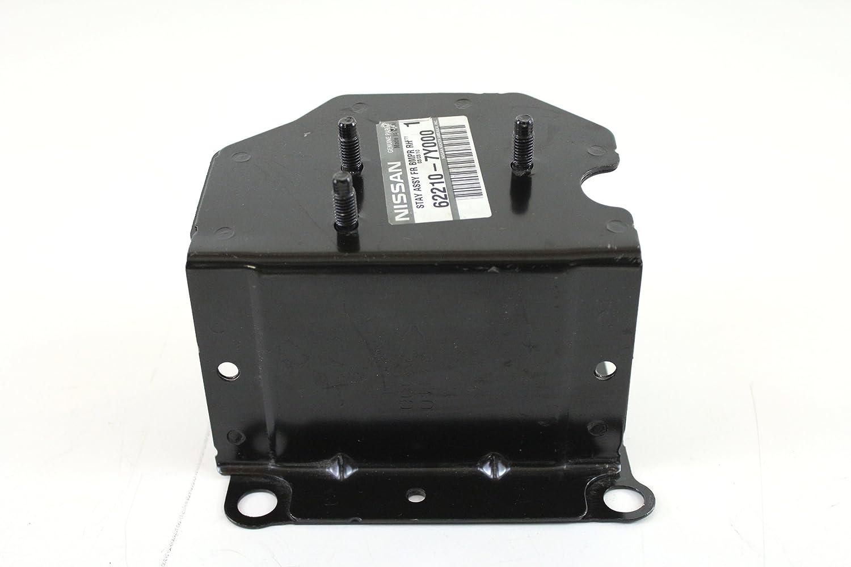 Genuine Nissan Parts 62210-7Y000 Passenger Side Front Bumper Bracket