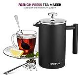Finedine French Press Coffee Maker - (34-Oz) 18/8
