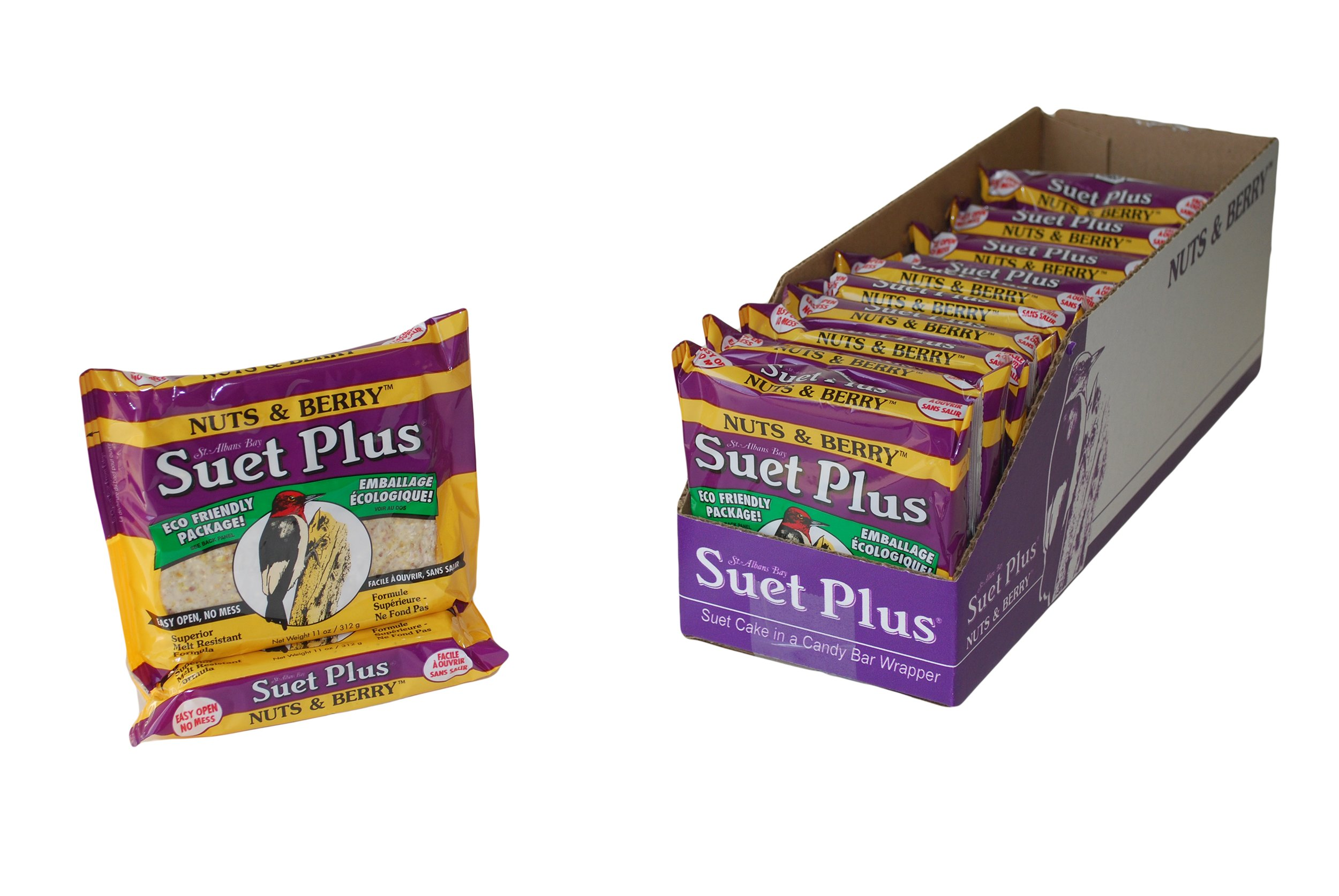 Nuts & Berry Blend Suet 12 Pack