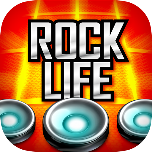 Rock Life - Be a Guitar Hero - Metal Rock Amps