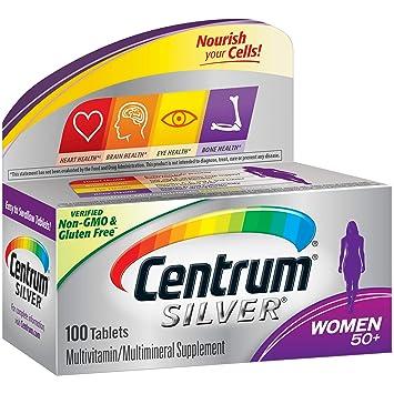 Centrum silver womens pills 50+ dating