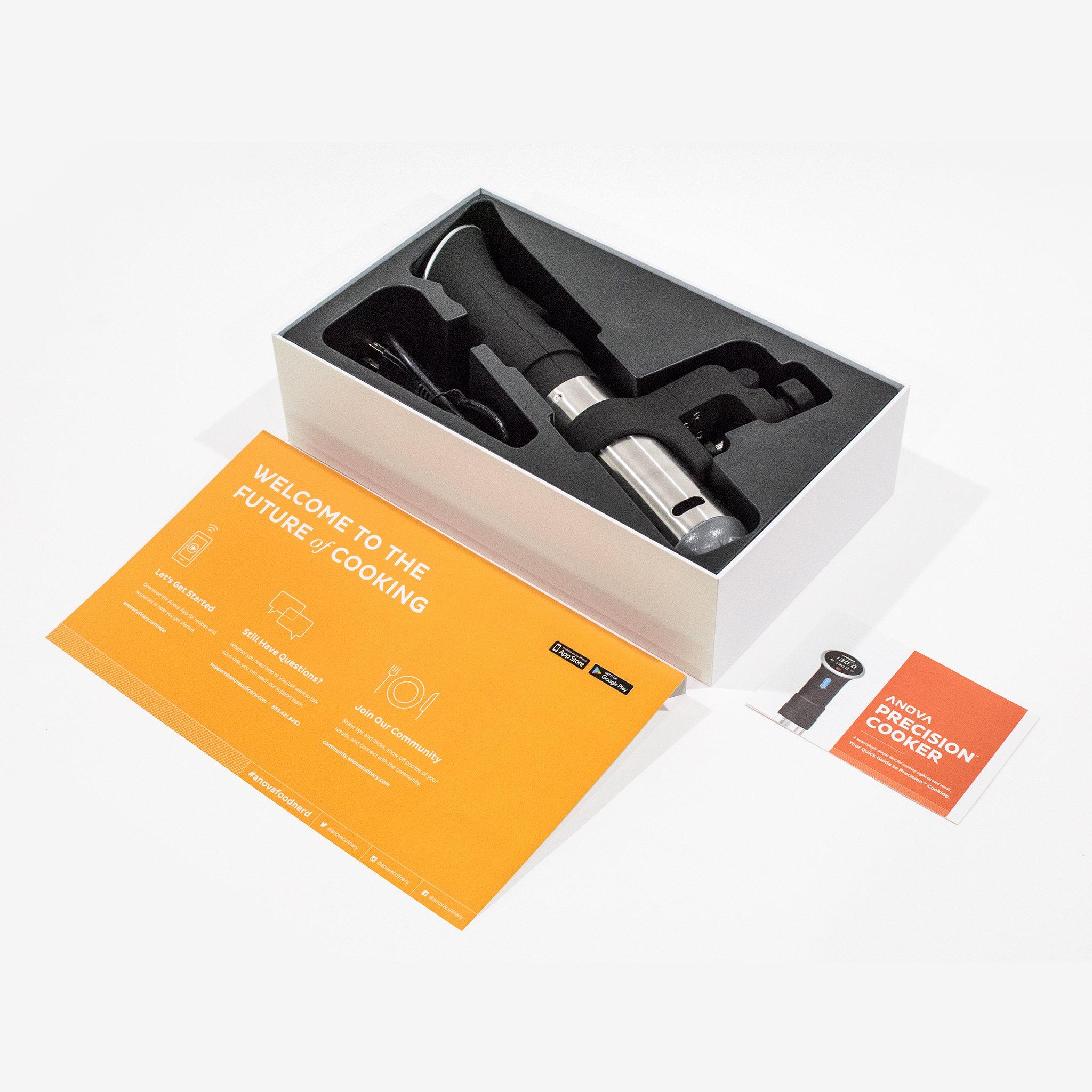 Anova Culinary Sous Vide Precision Cooker | Bluetooth | 800W (descontinuado)