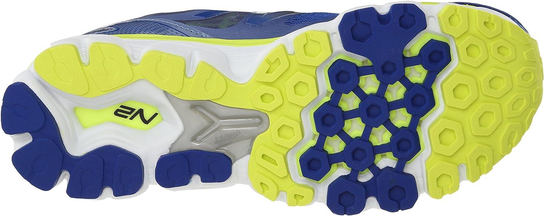 New Balance - Zapatillas de Running para Mujer Azul Azul y Amarillo: Amazon.es: Zapatos y complementos