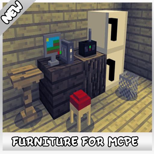 Mod Furniture for MCPE (Pocket Mods)