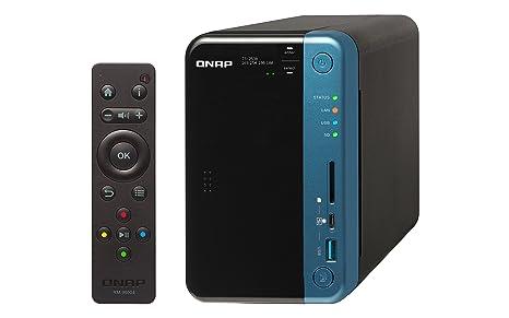 QNAP TS-253B NAS Torre Ethernet Negro - Unidad RAID (Unidad de ...