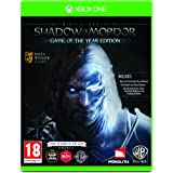 Middle - Earth: Shadow Of Mordor Game Of The Year Edition (Xbox One)