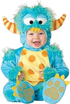 Incharacter Costumes Disfraz de Monstruo Divertido para bebé -Lujo ...