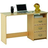 13Casa - Legal scrivania. Dim. 123x50,1x76,5h cm. Truciolare.