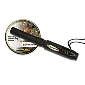 Illusion Extinguisher Deer Call with DVD Instructional