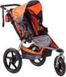 BOB Revolution SE Single Stroller, Orange