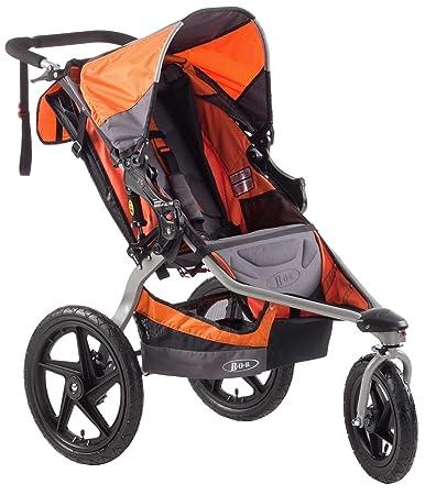 BOB Revolution SE Single Stroller Orange