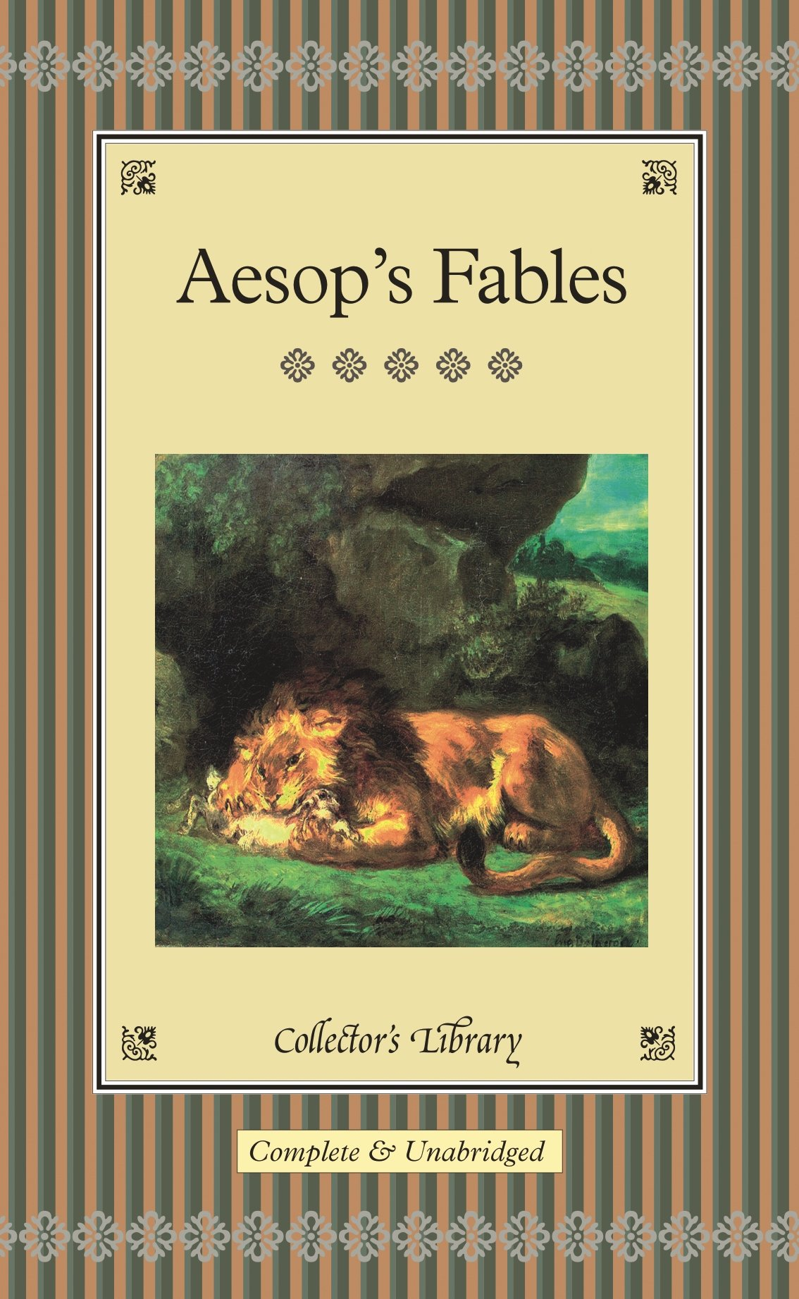 FABLES by AESOP; International Collector/'s Library