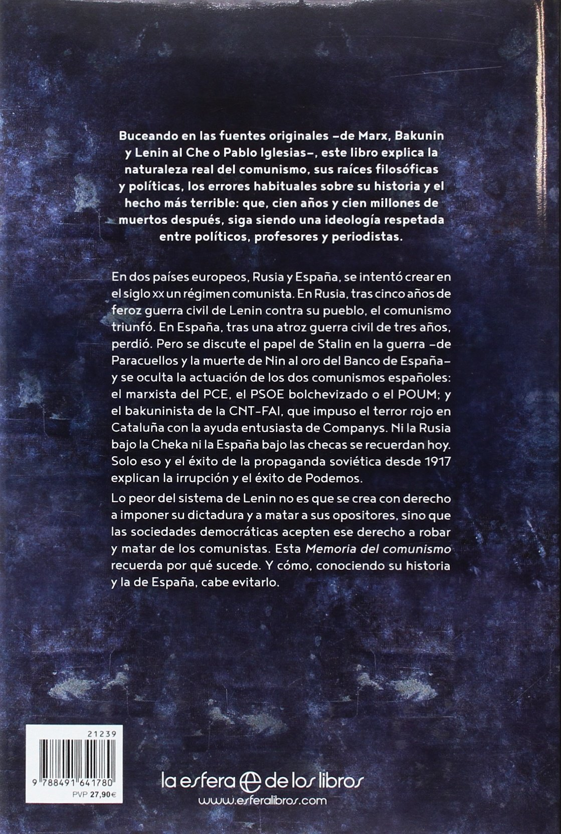 Memoria del comunismo (Historia): Amazon.es: Jiménez Losantos, Federico: Libros