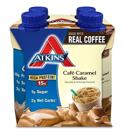 Advantage Shakes, Cafe Caramel 4 x 11 oz