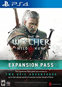 Amazon com: The Witcher 3: Wild Hunt - Expansion Pass