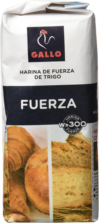 Pastas Gallo - Harina De Fuerza Paquete 1000 g - [Pack de 10]: Amazon.es: Alimentación y bebidas